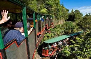 Bary Brickells Railway Coromandel - MoaTours Small Group Escapes