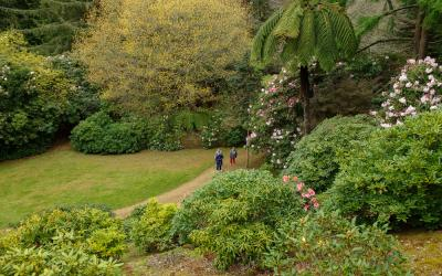 Crosshills Gardens in Manawatū