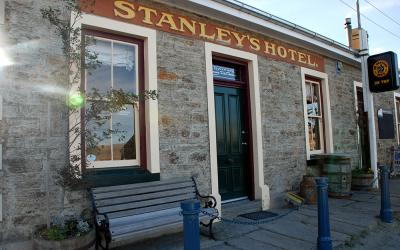 Historic Stanleys Hotel Macraes Flat Central Otago