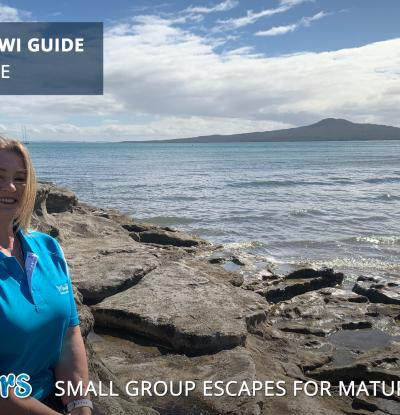 MoaTours Kiwi Guide Dianne Video Interview