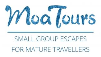 MoaTours Small Group Escapes Logo